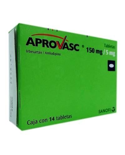 Aprovasc (Amlodipino /...