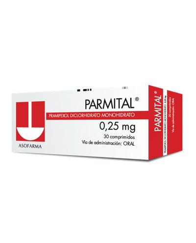 Parmital (Pramipexol)