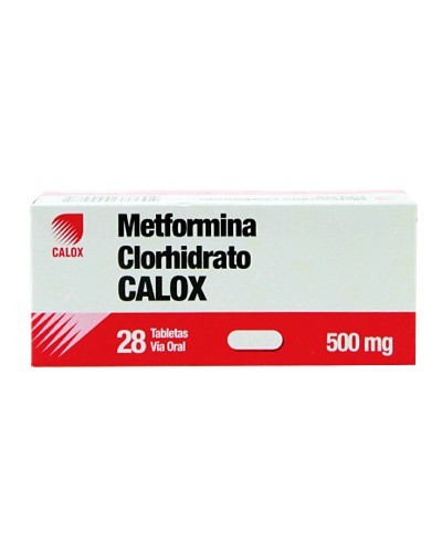 Metformina Clorhidrato (Calox)