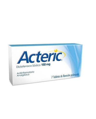 Acteric (Diclofenaco)