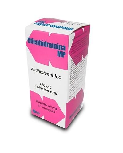 Difenhidramina (Medipan)