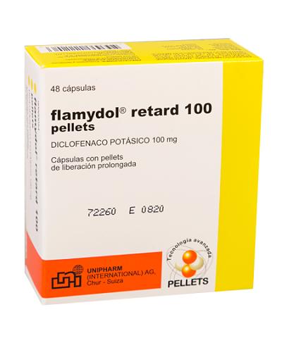 Flamydol Retard (Diclofenaco)