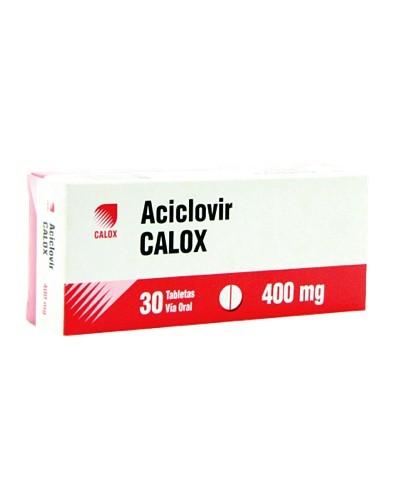 Aciclovir (Calox)