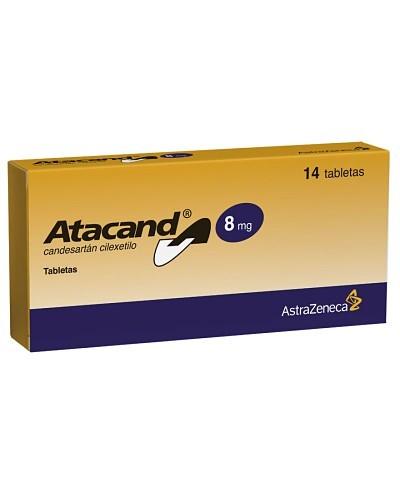 Atacand (Candesartan)