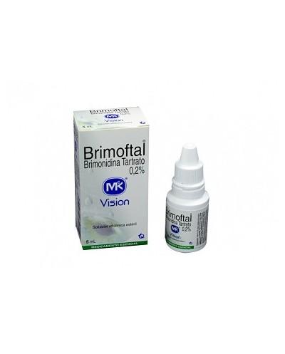 Brimoftal (Brimonidina)