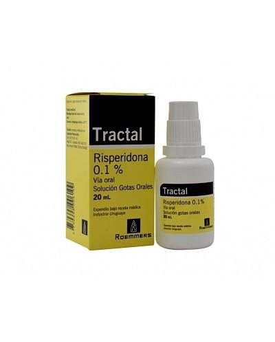 Tractal (Risperidona)