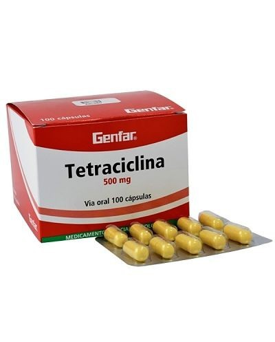 Tetraciclina (Genfar)