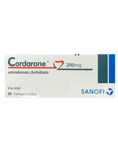 Cordarone (Amiodarona)
