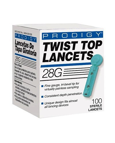 Lancetas (Prodigy)