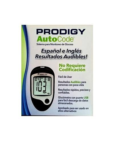 Glucometro Autocode (Prodigy)