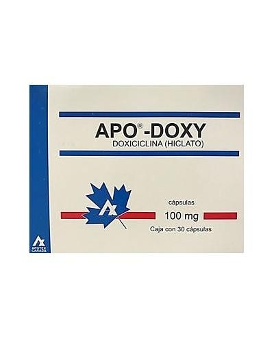 Apo-Doxy (Doxiciclina)
