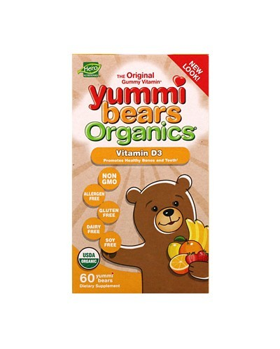 Yummi Bears (D3)