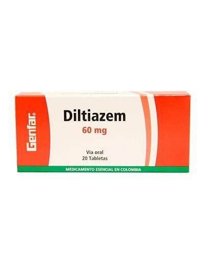 Diltiazem (Genfar)