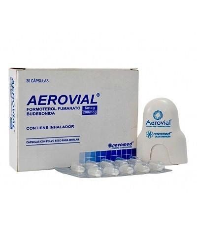 Aerovial (Formoterol /...