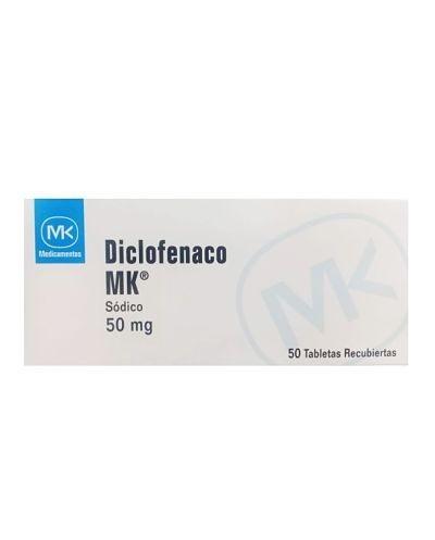 Diclofenaco Sodico (MK)