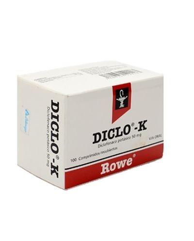 Diclo K (Diclofenaco Potasico)