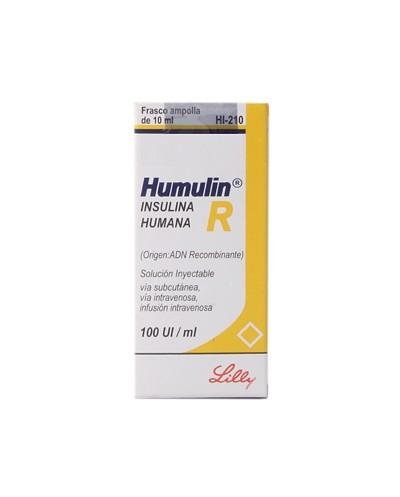 Humulin R (Insulina Humana)