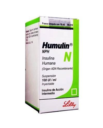 Humulin N (Insulina Humana)