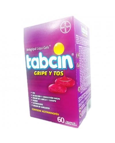 Tabcin Gripe Y Tos
