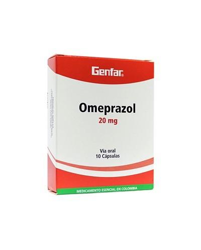Omeprazol (Genfar)