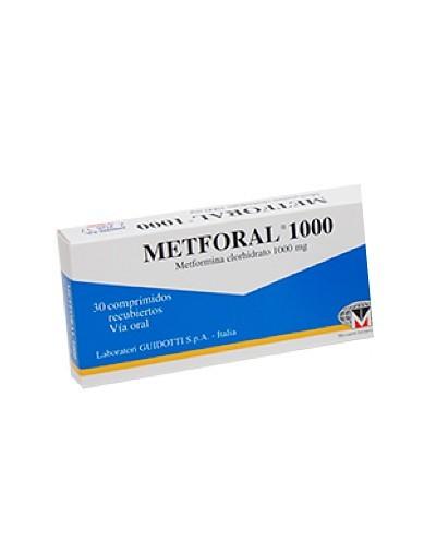Metforal (Metformina)