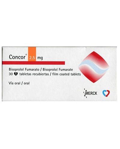 Concor (Bisoprolol)