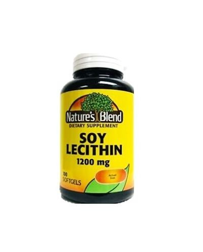 Soy Lecithin (Nature´s Blend)