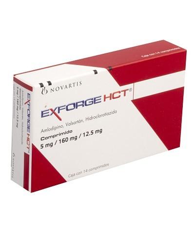 Exforge HCT (Amlodipino /...