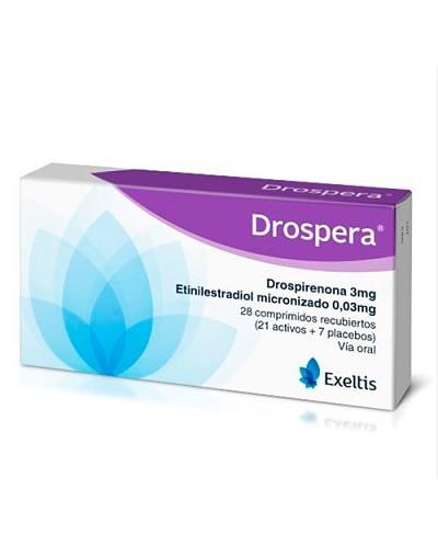 Drospera (Drospirenona /...