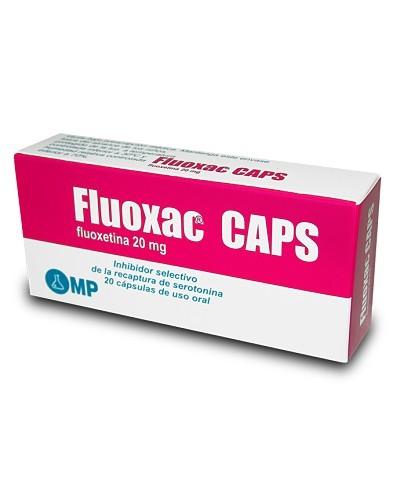 Fluoxac Caps (Fluoxetina)