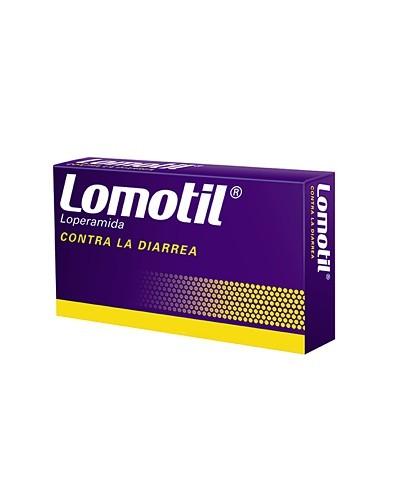 Lomotil (Loperamida)