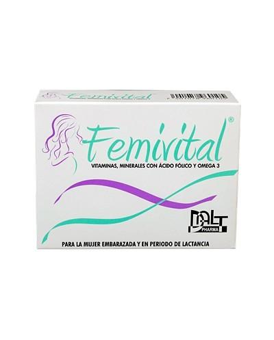 Femivital (Acido Fólico /...