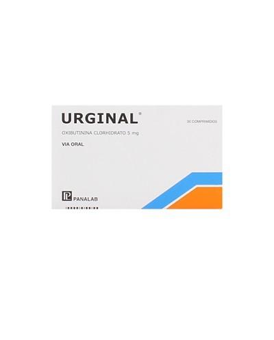 Urginal (Oxibutinina)