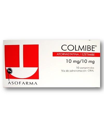 Colmibe (Atorvastatina /...