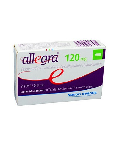 Allegra (Fexofenadina)