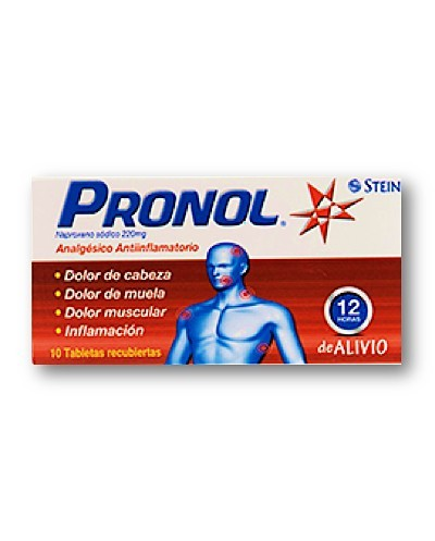 Pronol (Naproxeno)