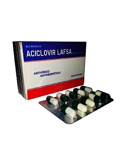 Aciclovir (Lafsa)