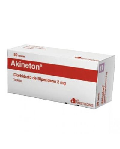 Akineton (Clorhidrato de...