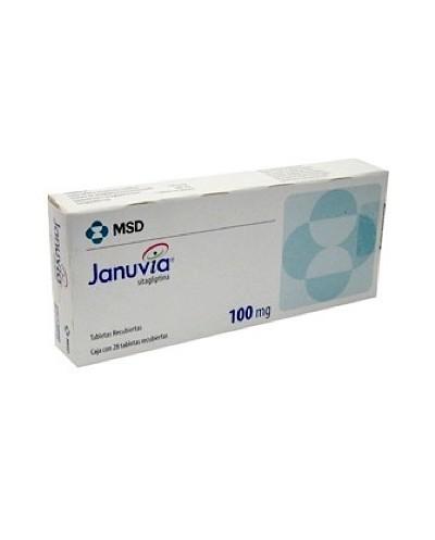 Januvia 100 mg (Sitagliptina)