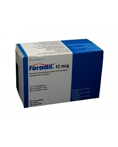 Foradil (Formoterol)