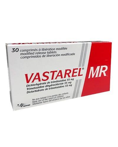 Vastarel (Trimetazidina)