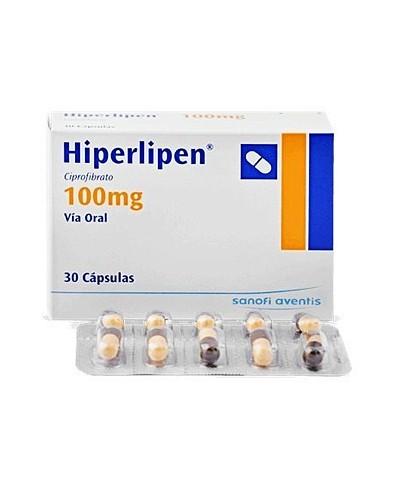 Hiperlipen (Ciprofibrato)