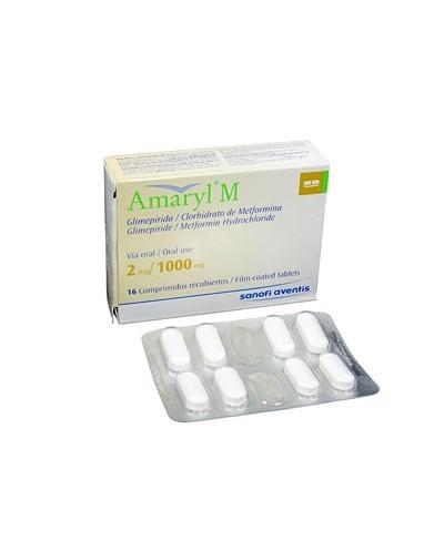 Amaryl M (Glimepirida /...