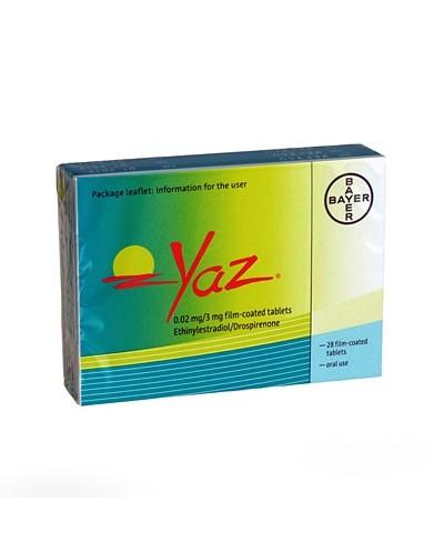 Yaz (Drospirenona /...