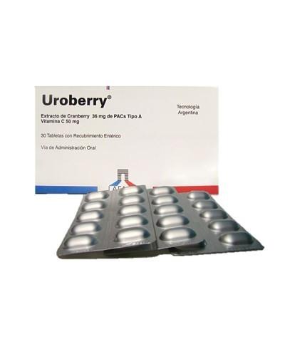 Uroberry (Cranberry / Vit C)