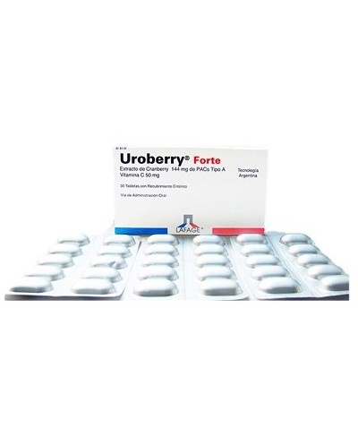 Uroberry Forte (Cranberry /...