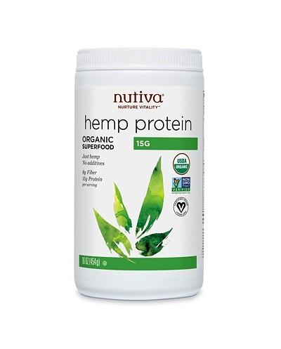 Hemp Protein (Nutiva)