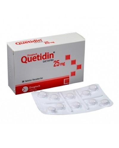Quetidin (Quetiapina)