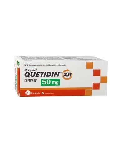 Quetidin XR (Quetiapina)