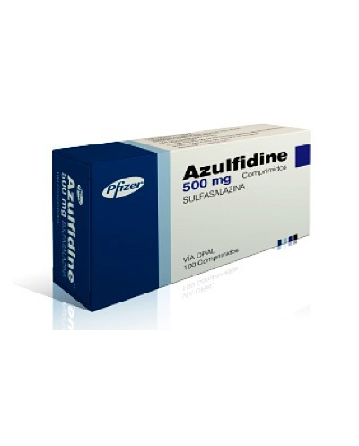 Azulfidina (Sulfasalazina)